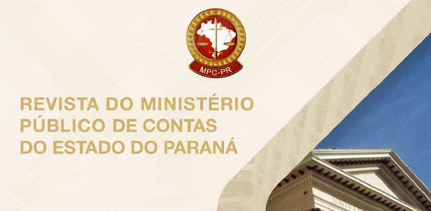 Revista do Ministério Público de Contas do Paraná