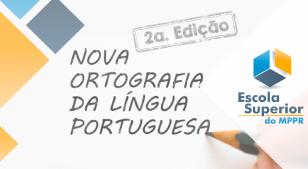Curso On-line - Nova Ortografia da Língua Portuguesa