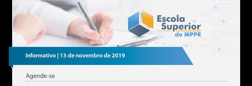 Informativo Novembro 2019
