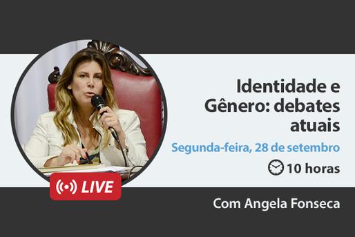 [LIVE] Identidade e Gênero: debates atuais