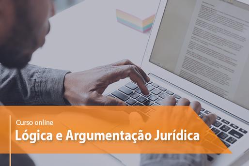 [CURSO] Lógica e Argumentação Jurídica